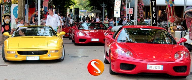 Parata Ferrari