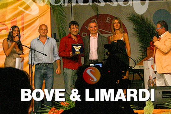 Sganassau 08 Bove e Limardi premio