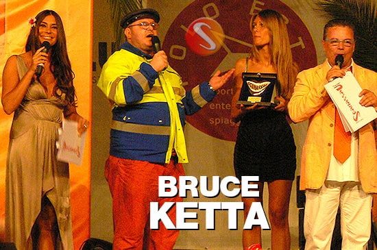 Sganassau 08 Bruce Ketta premio