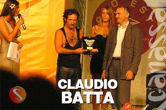 Sganassau 08 Claudio Batta premio